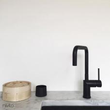 Robinet De Cuisine Noir - Nivito 15-RH-320