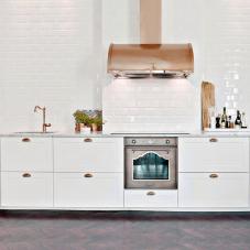 Robinet De Cuisine Cuivre - Nivito 4-CL-170