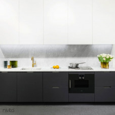 Robinet De Cuisine Dore/Or/Laiton - Nivito 7-RH-360
