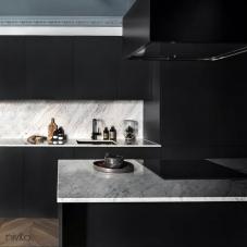 Robinet De Cuisine Noir - Nivito 9-RH-320