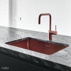 Robinet De Cuisine Cuivre - Nivito 1-RH-350